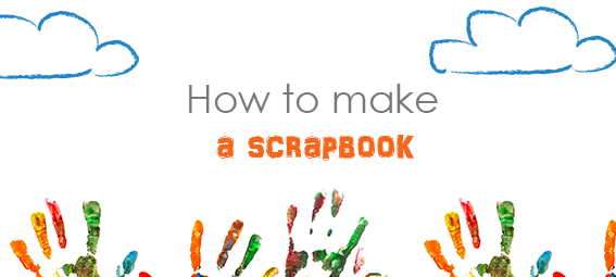 Header- Scrapbook