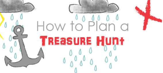 Header - Treasure Hunt