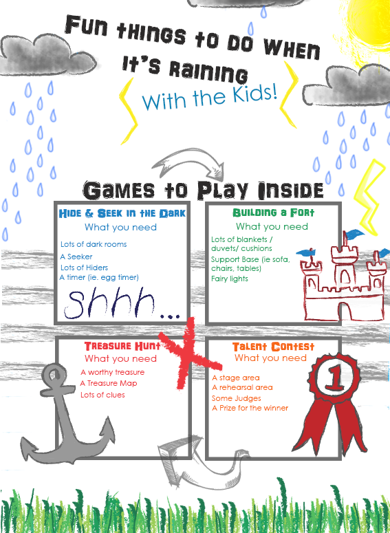 Summer Activities RAIN1