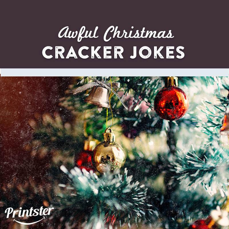 Awful Christmas Cracker Jokes