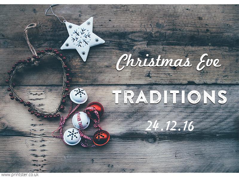 Christmas EVE trad