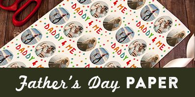 Father's Day Wrapping Paper