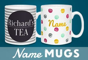 Buy Mugs with Names