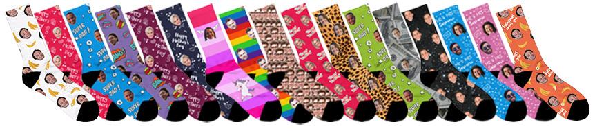 Sock Colour Range