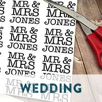 Personalised Wedding Paper