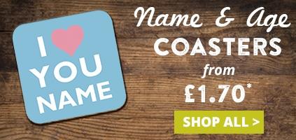 Name Coasters